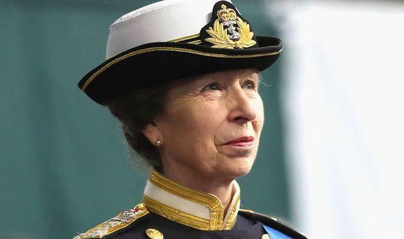 Princess Anne titles