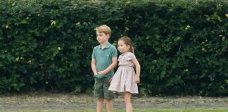 Princess Charlotte and Prince George picked new puppy
