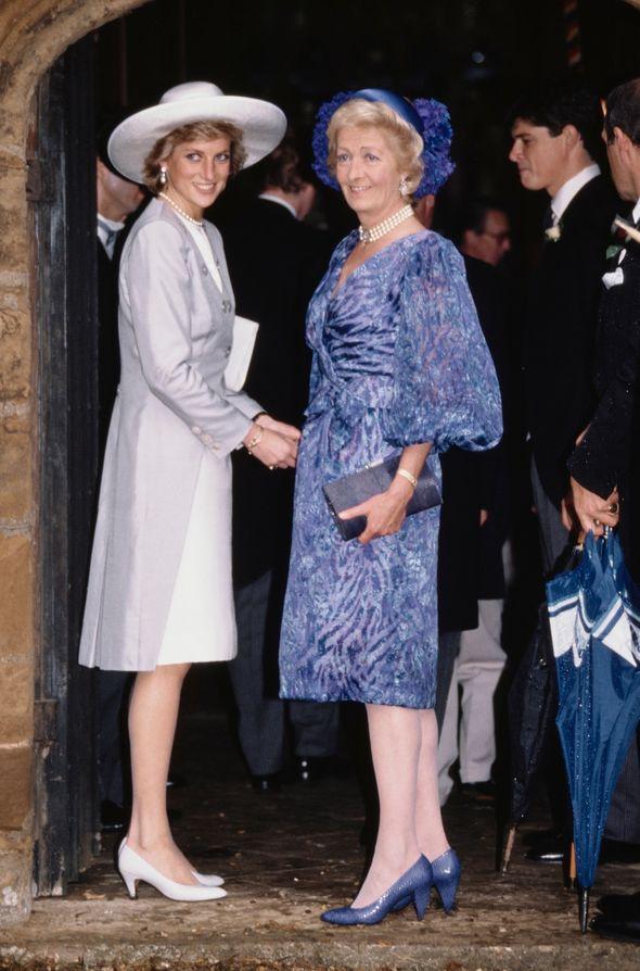 Princess Diana Frances Shand Kydd