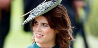 Princess Eugenie at Royal Ascot in 2019