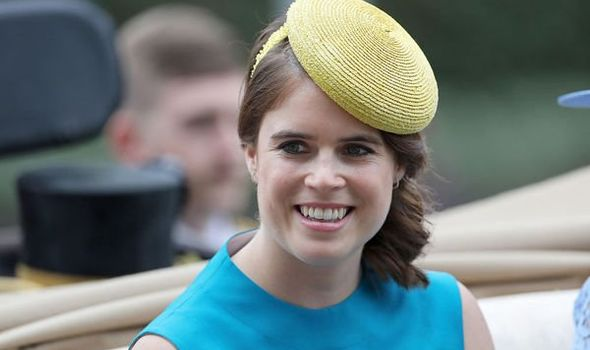 Princess Eugenie may be living with her parents for the foreseeable