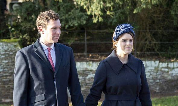 Princess Eugenie news: