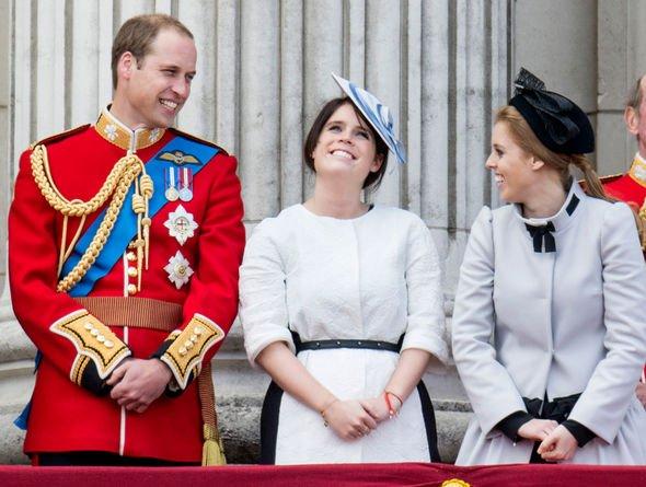 Princess Eugenie's royal baby