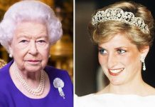 QUEEN ELIZABETH PRINCESS DIANA PRINCE CHARLES TV