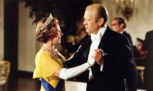 Queen news US Presidents Queen Elizabeth II Joe Biden evg