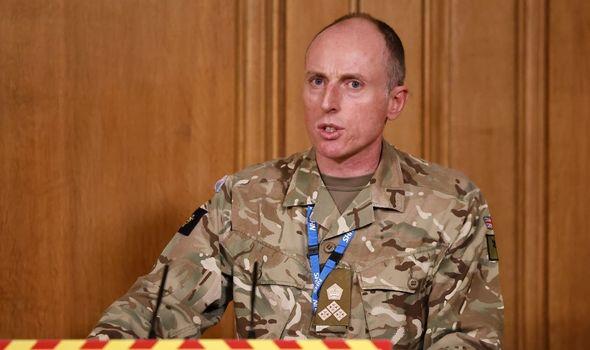 Royal news: Brigadier Prosser