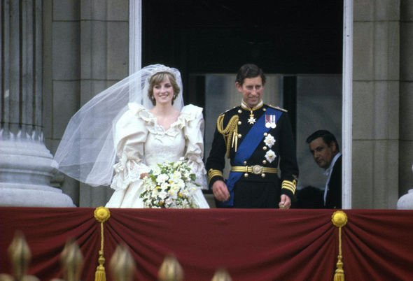 Royal wedding: Charles and Diana married in 1981