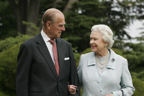 The Queen and Prince Philip announced they had received a covid vaccine
