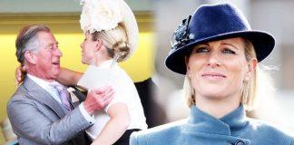 Zara Tindall: Body language Prince Charles