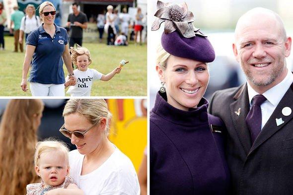 Zara Tindall baby: Royals