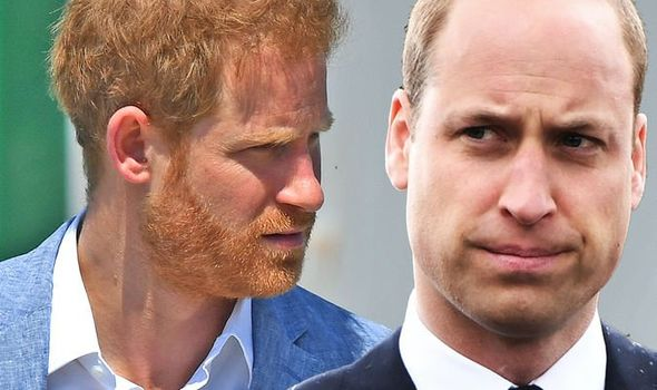 prince William and prince harry royal latest