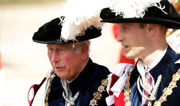 prince charles prince william popularity royal