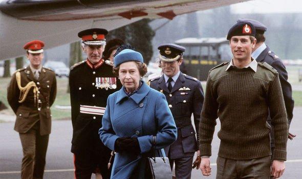 prince edward queen elizabeth ii