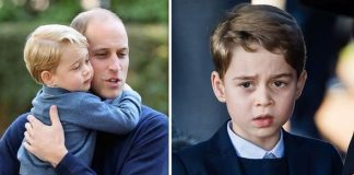 Prince George title: Prince William