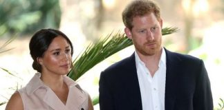 Prince Harry and Meghan Markle labelled 'hypocrites' over new Archewell website