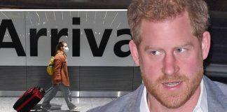 prince harry news duke of sussex latest uk return