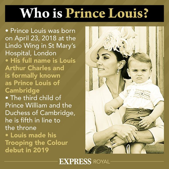 Prince Louis title: Who is Prince Louis?