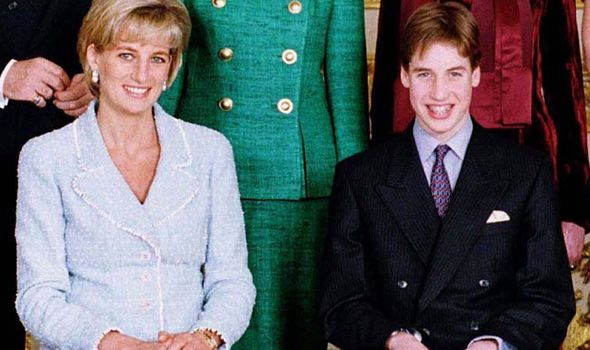 prince william princess diana royal centrepoint