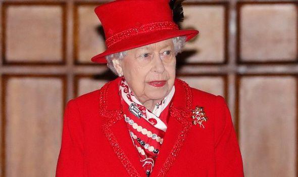 queen latest news vaccine coronavirus royal family