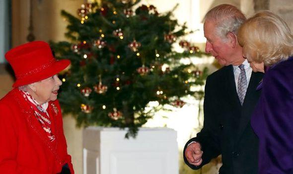 queen news elizabeth ii prince charles camilla