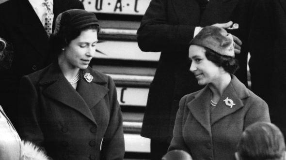 queen news elizabeth ii princess margaret royal family