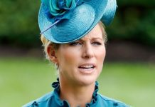 zara tindall royal baby pregnant princess anne