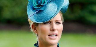 zara tindall royal baby pregnant princess anne