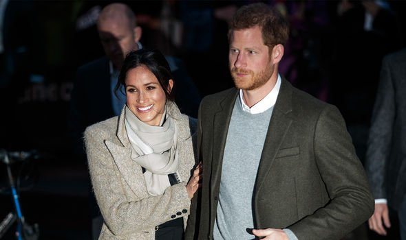 Meghan and Harry struggled with the way of life behind Palace walls