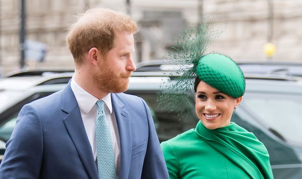 Harry and Meghan's interview with Oprah Winfrey will be released in March