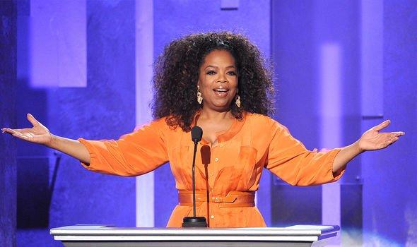 Oprah Winfrey is a daytime TV star host in the US