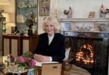 Camilla, Duchess of Cornwall, gives sneak peak into Clarence House