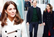 Kate Middleton: Prince William body language