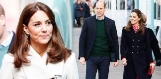 Kate Middleton: Prince William body language