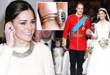 Kate Middleton: Prince William ring wedding