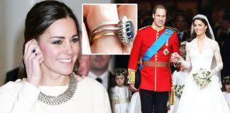 Kate Middleton: Prince William ring wedding