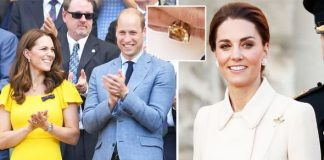 Kate Middleton: Ring Prince William royals