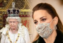 Kate Middleton has £250,000 'antique' diamond earrings from the Queen