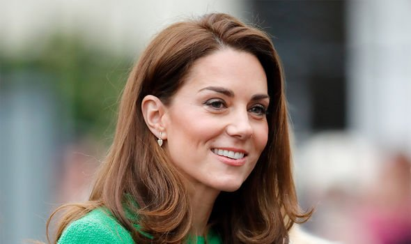 Catherine, Duchess of Cambridge visits Lavender Primary School in support of Place2Be's Children's Mental Health Week 2019 on February 5, 2019