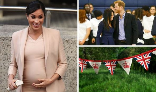 meghan markle pregnant with harry