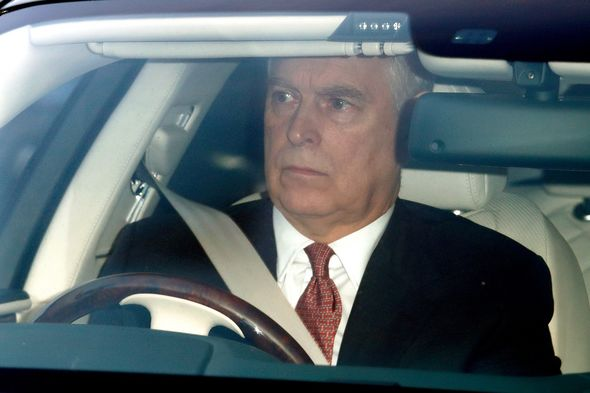 Prince Andrew news royal update
