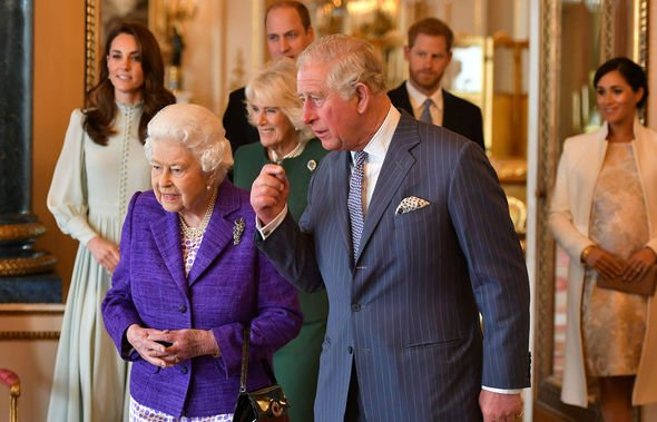 Prince Charles met with the Queen before the decision