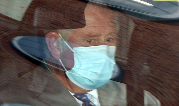 Prince Charles Prince Philip news latest royal family palace hospital