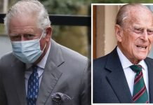 Prince Charles 'to remain in London' following Prince Philip hospital visit