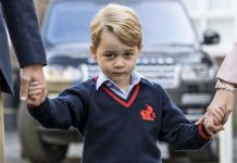 Prince George latest royal family update