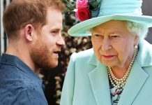 Prince Harry has phoned the Queen