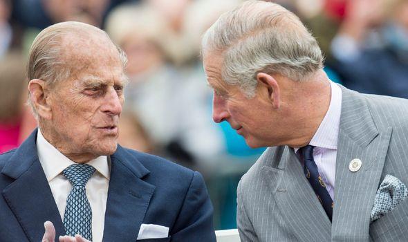 Prince Philip health Prince Charles hospital concern news latest update vn
