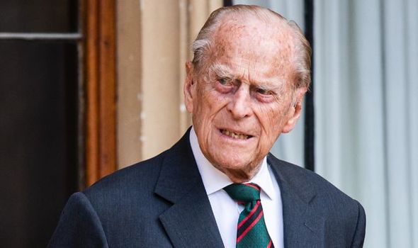 Prince Philip health update Prince William Duke of Edinburgh hospital stay latest