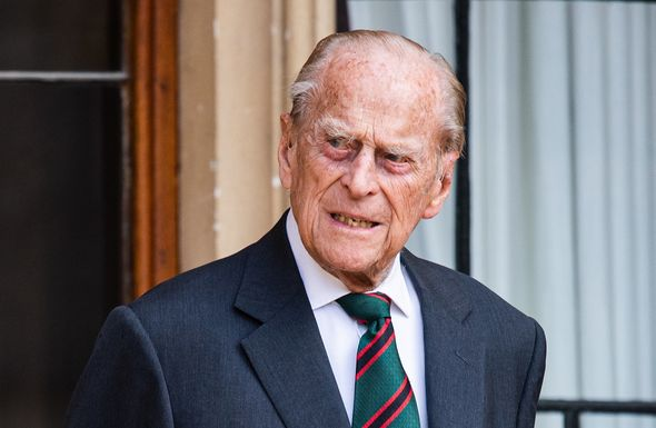 Prince Philip latest royal family update