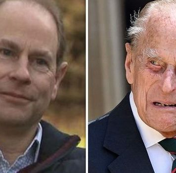 Prince Philip replacement