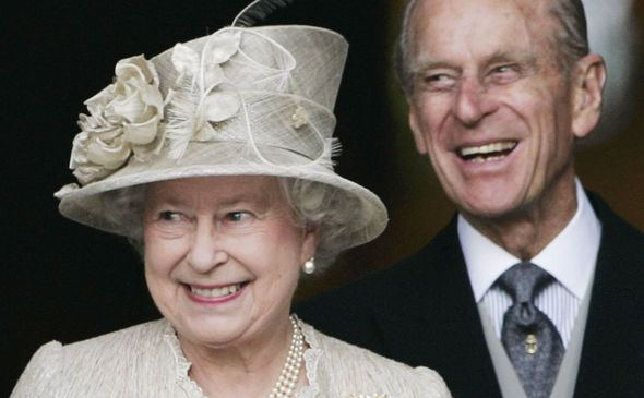 Prince Phillip looked to defend the Queen from claims she could